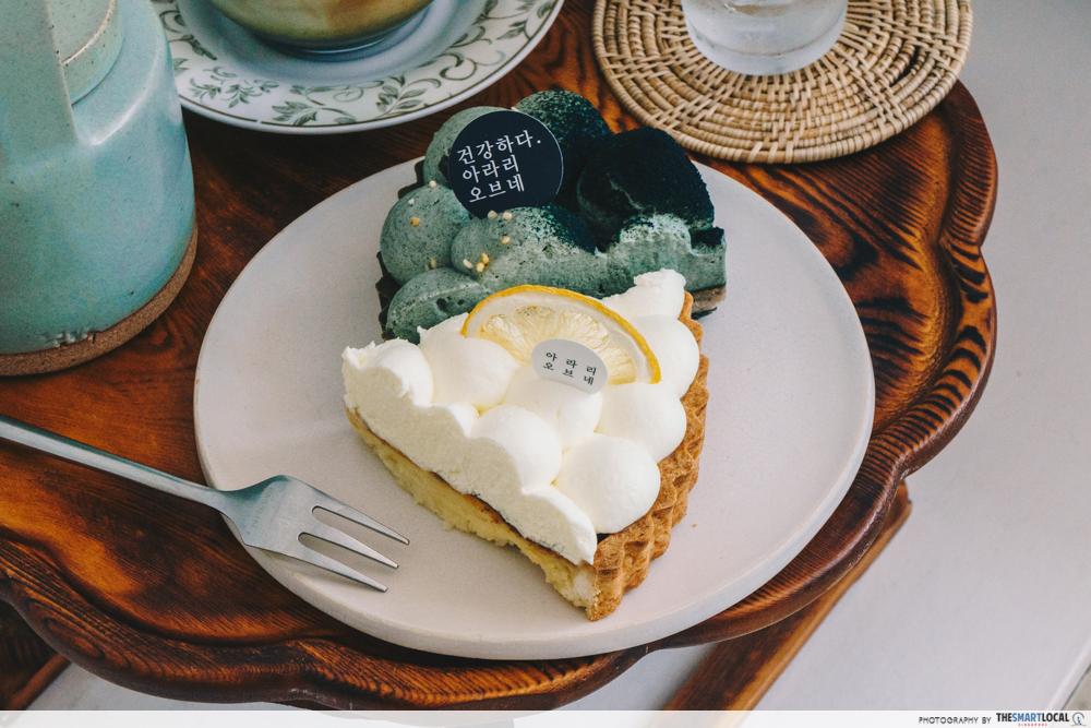 Arari Ovene food
