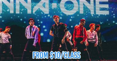 cheap k-pop dance classes in singapore
