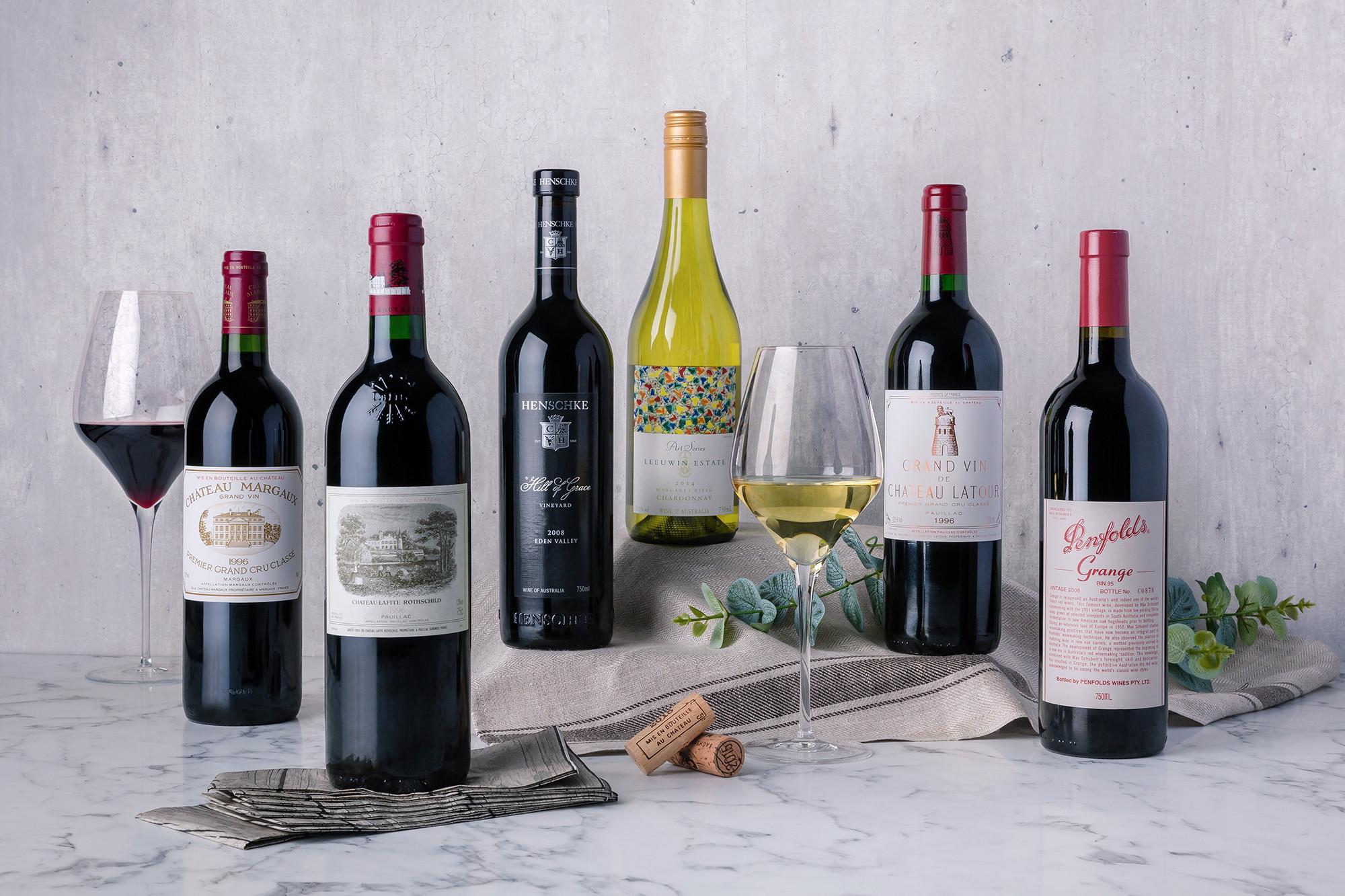 400 top wines