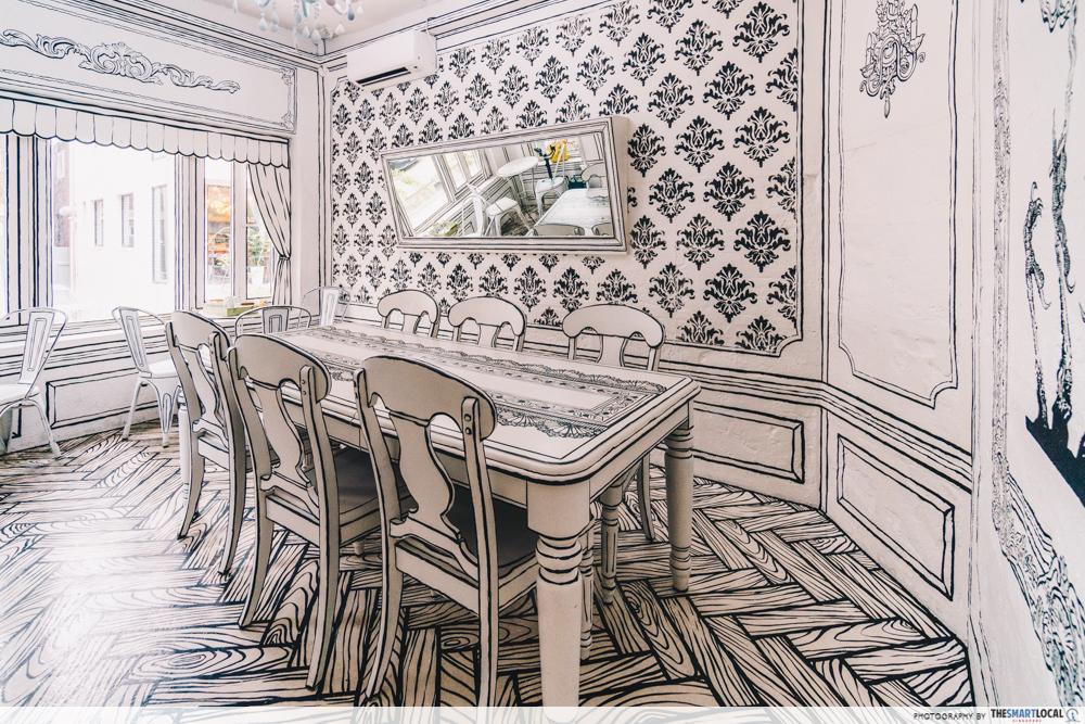 Cafe Yeonnam interior