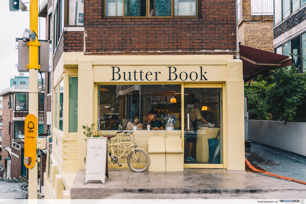 butter book cafe