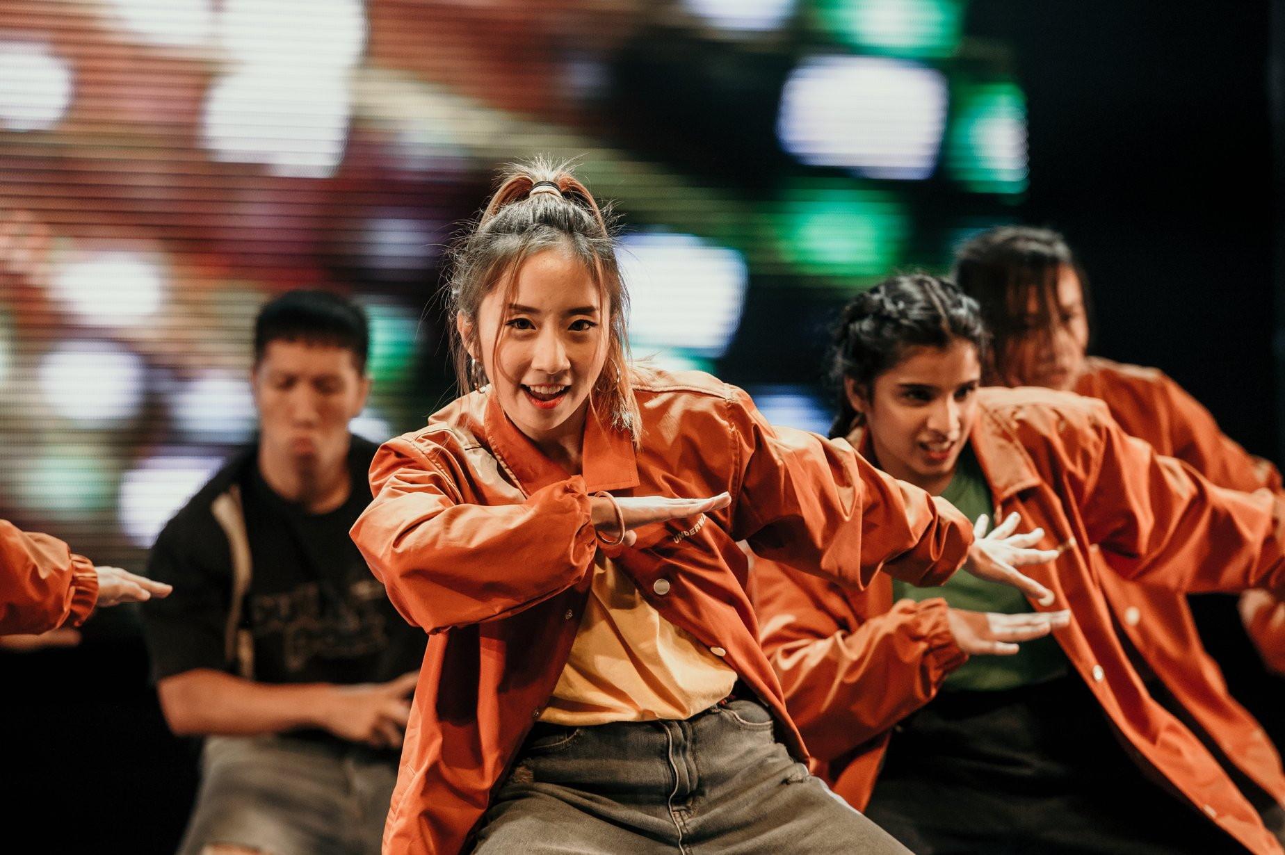 legacy dance co. performance