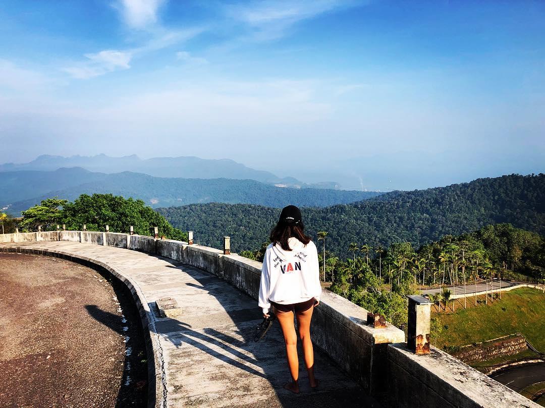 langkawi gunung raya view