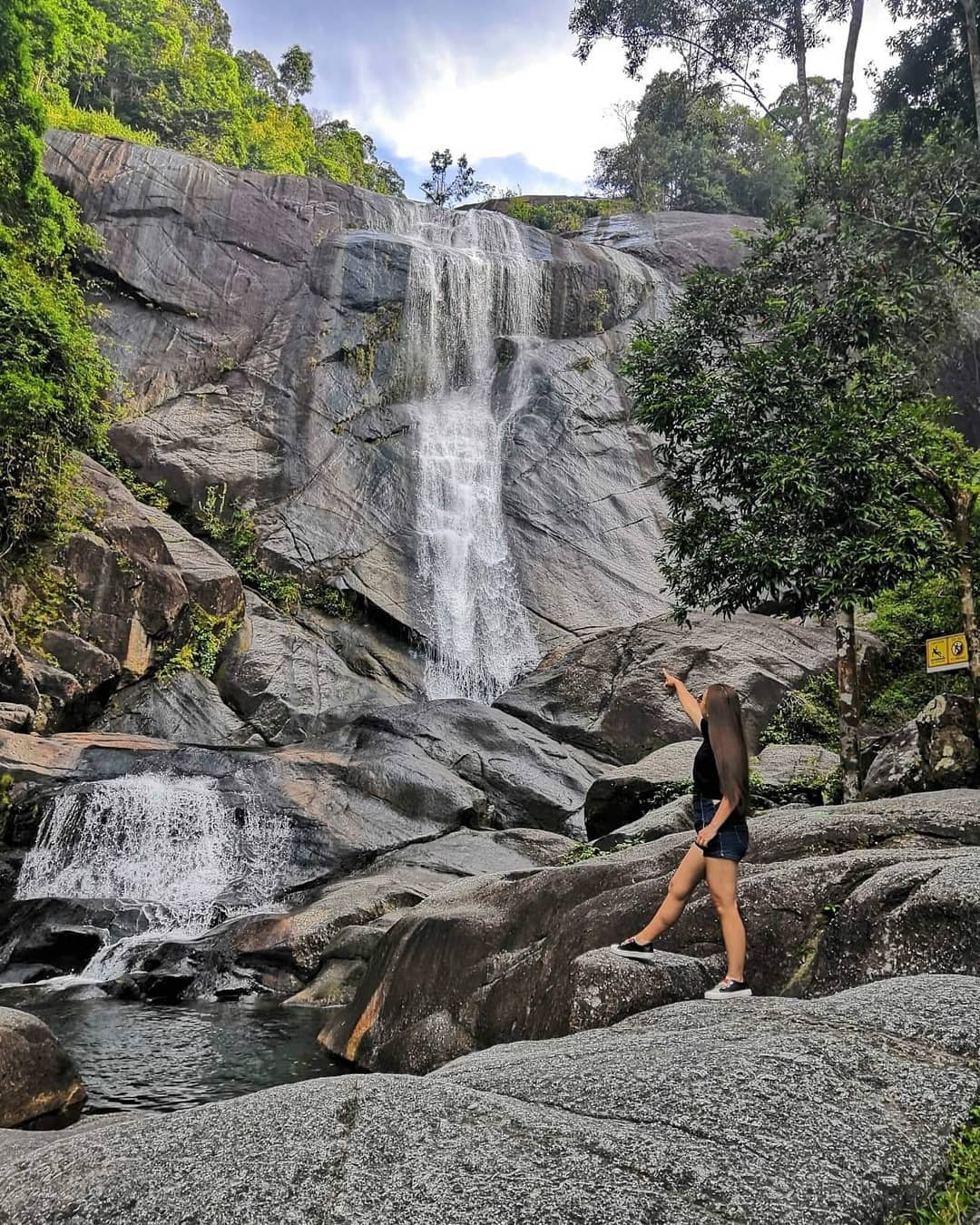 langkawi seven wells waterfall