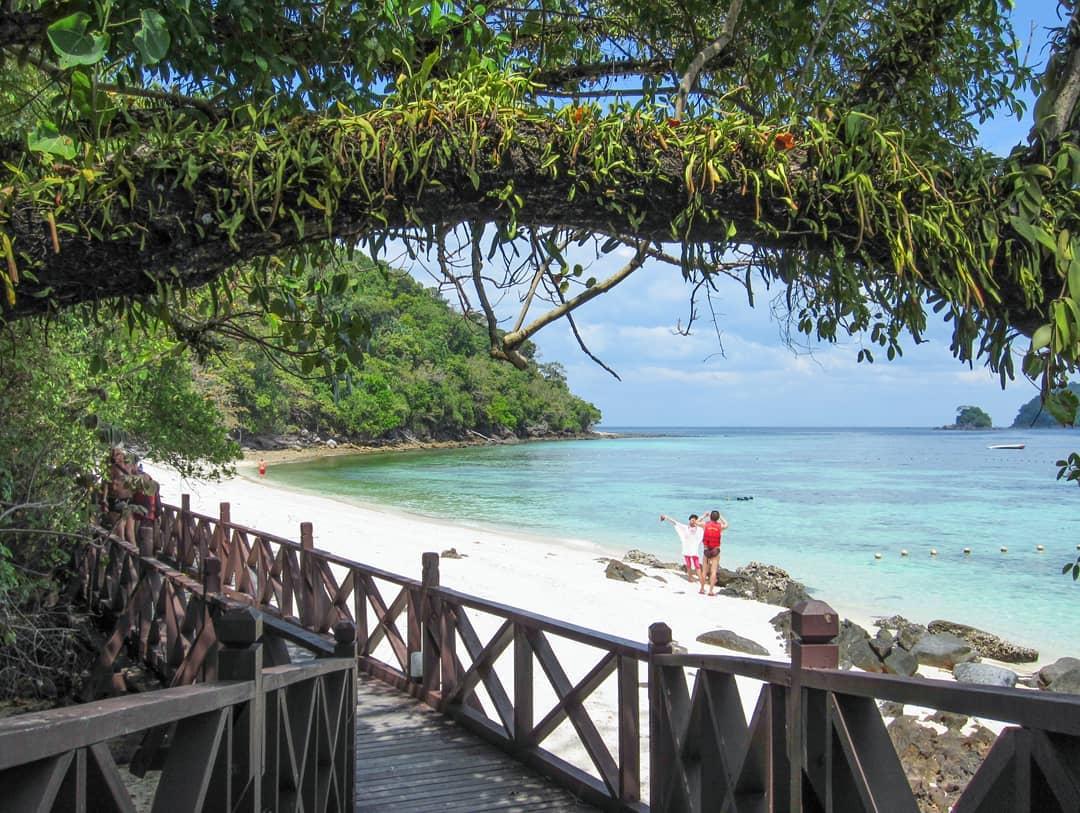 langkawi pulau payar marine park