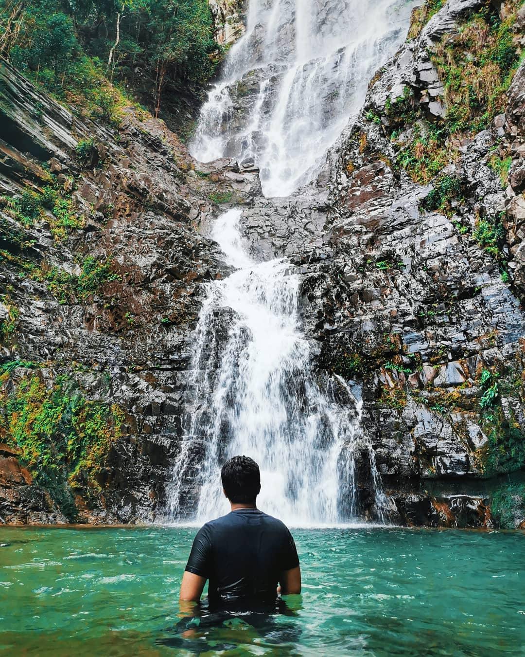 langkawi temurun waterfall