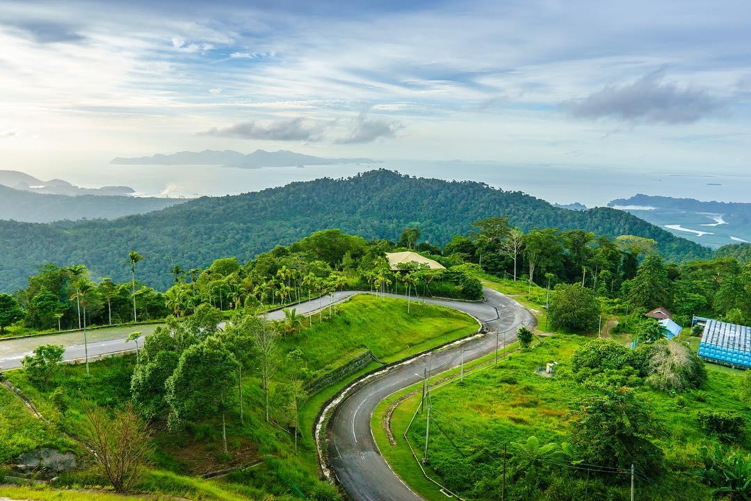langkawi gunung raya reserve forest