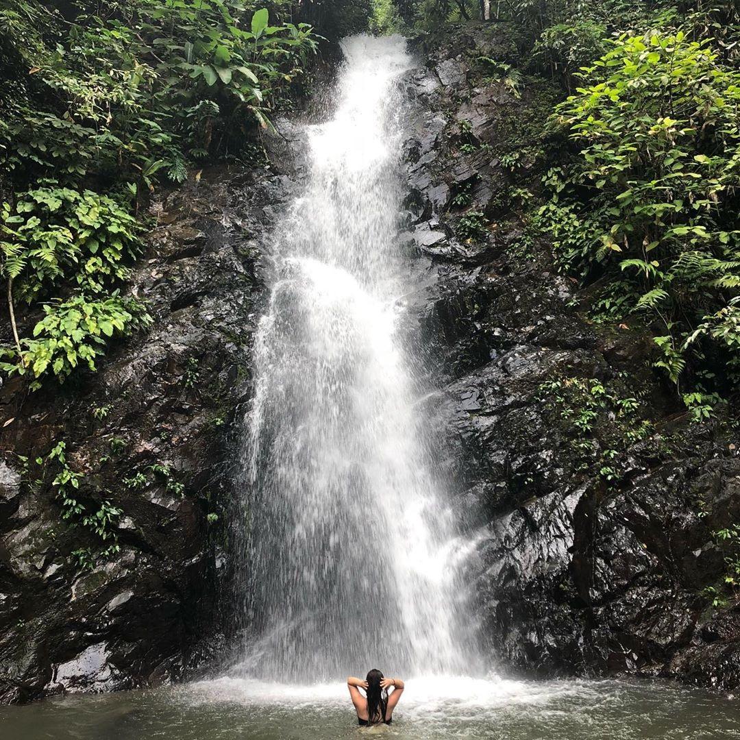 langkawi durian perangin waterfall