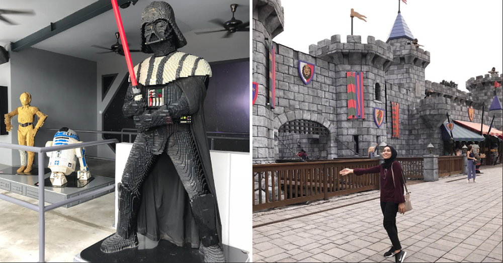 [REVISED] Legoland M'sia Has A New Aquarium, VR Roller Coaster & Pirate-Themed Rooms For School Break Staycays star wars