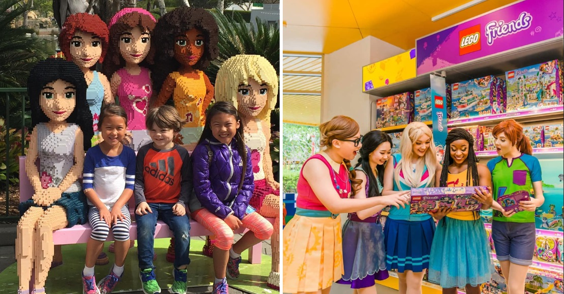 [REVISED] Legoland M'sia Has A New Aquarium, VR Roller Coaster & Pirate-Themed Rooms For School Break Staycays lego friends live show