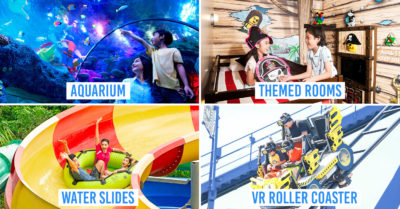 [REVISED] Legoland M'sia Has A New Aquarium, VR Roller Coaster & Pirate-Themed Rooms For School Break Staycays