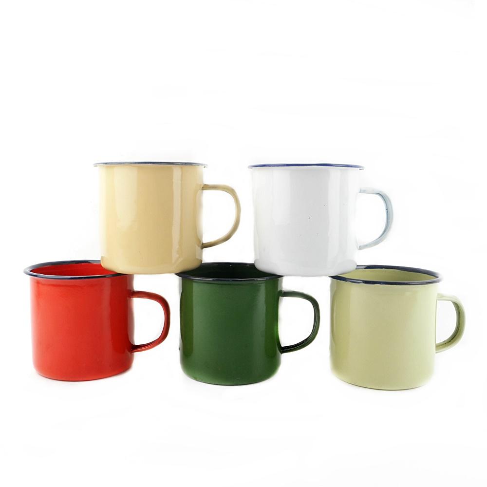 Nostalgic Items Metal Cups