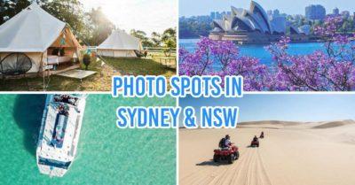 Sydney New South Wales Photo Spots