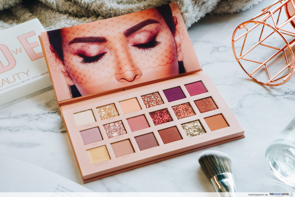 Sephora Beauty Pass Sale - Huda Beauty New Nude Palette