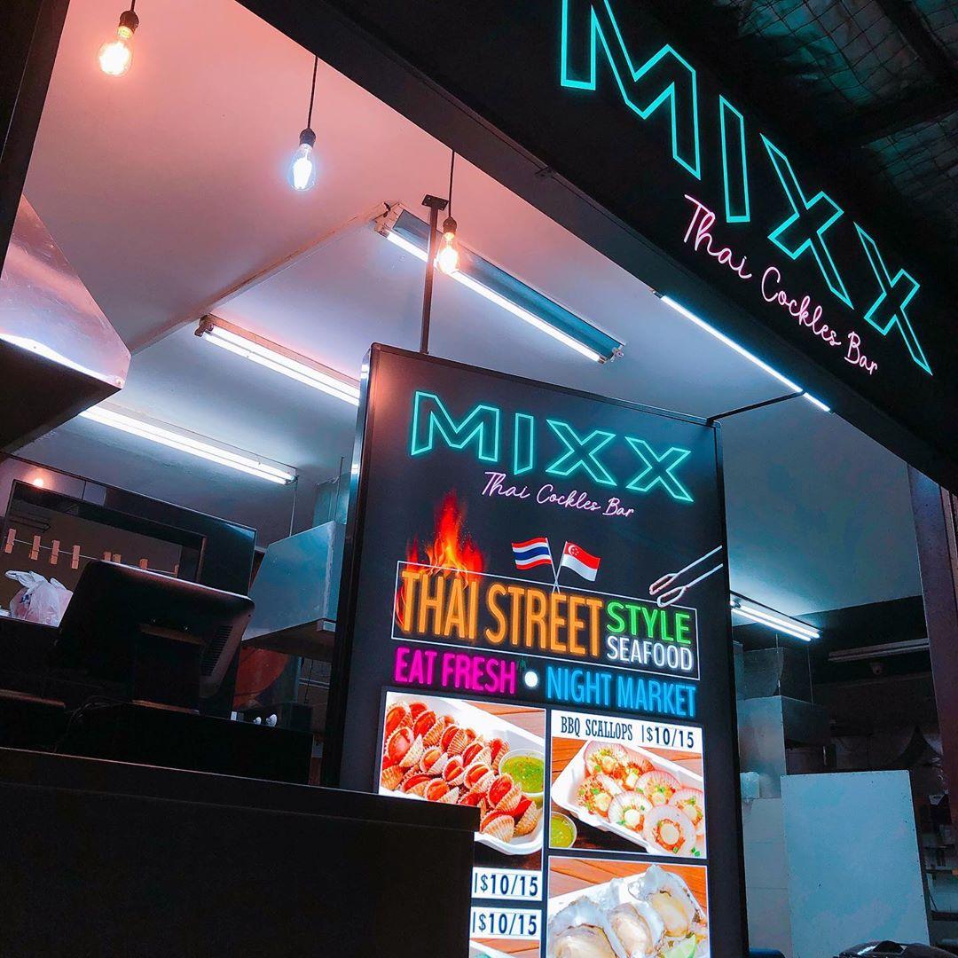 Mixx Thai Cockles Bar