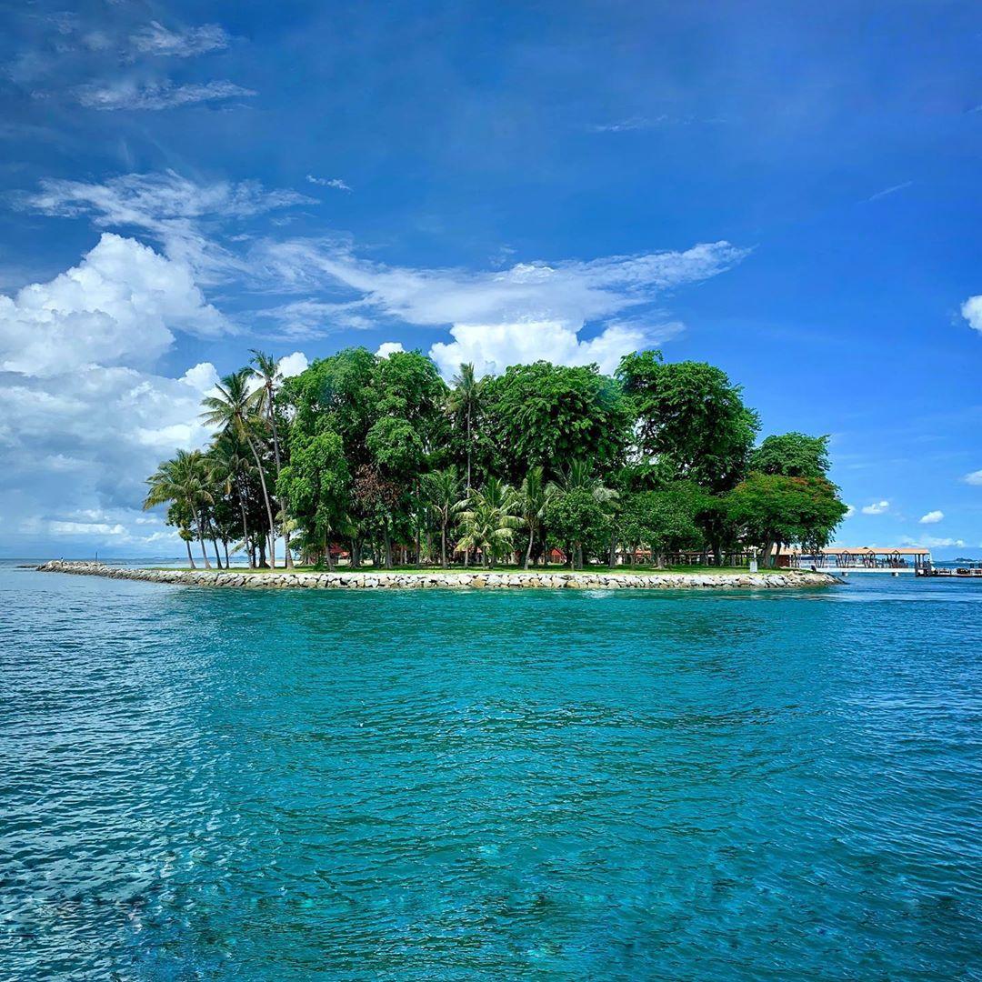 singapore legend - kusu island