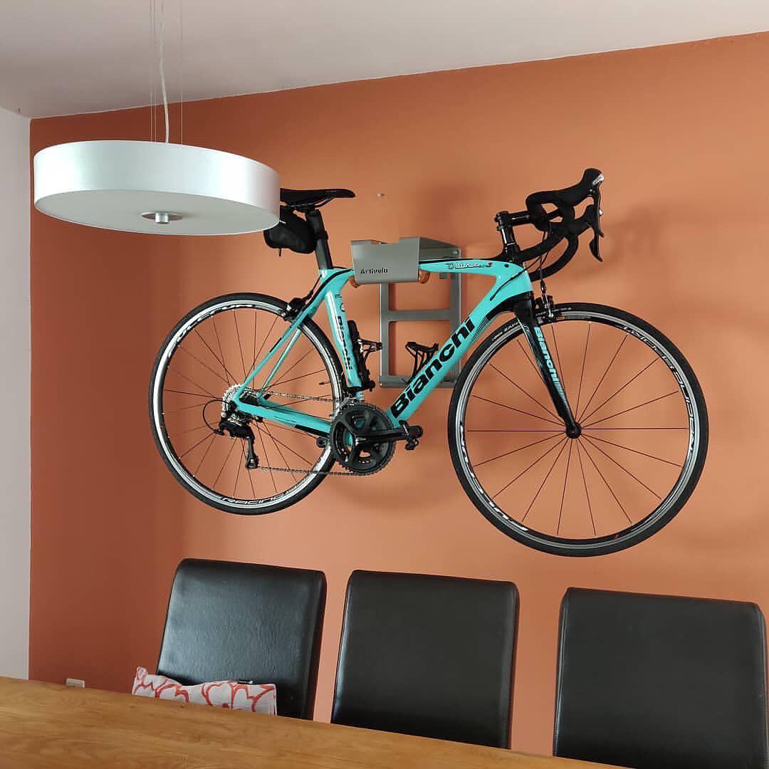 Smart Storage Mount Wall Bike Rack