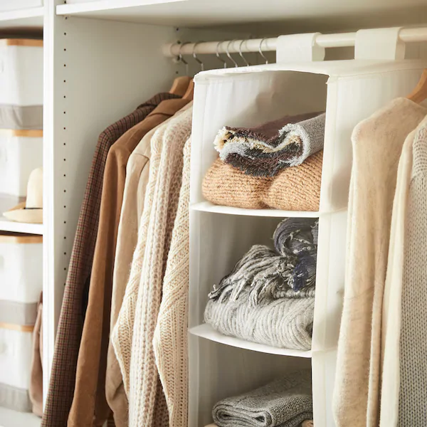 Smart Storage IKEA Hanging Compartment