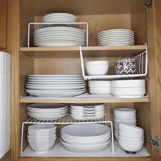 Smart Storage Wire shelves