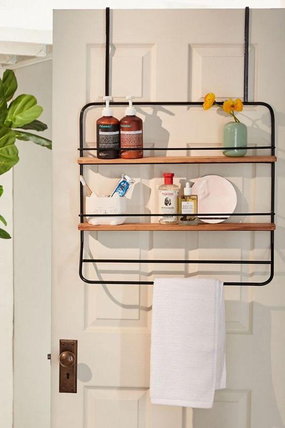Smart Storage over the door rack