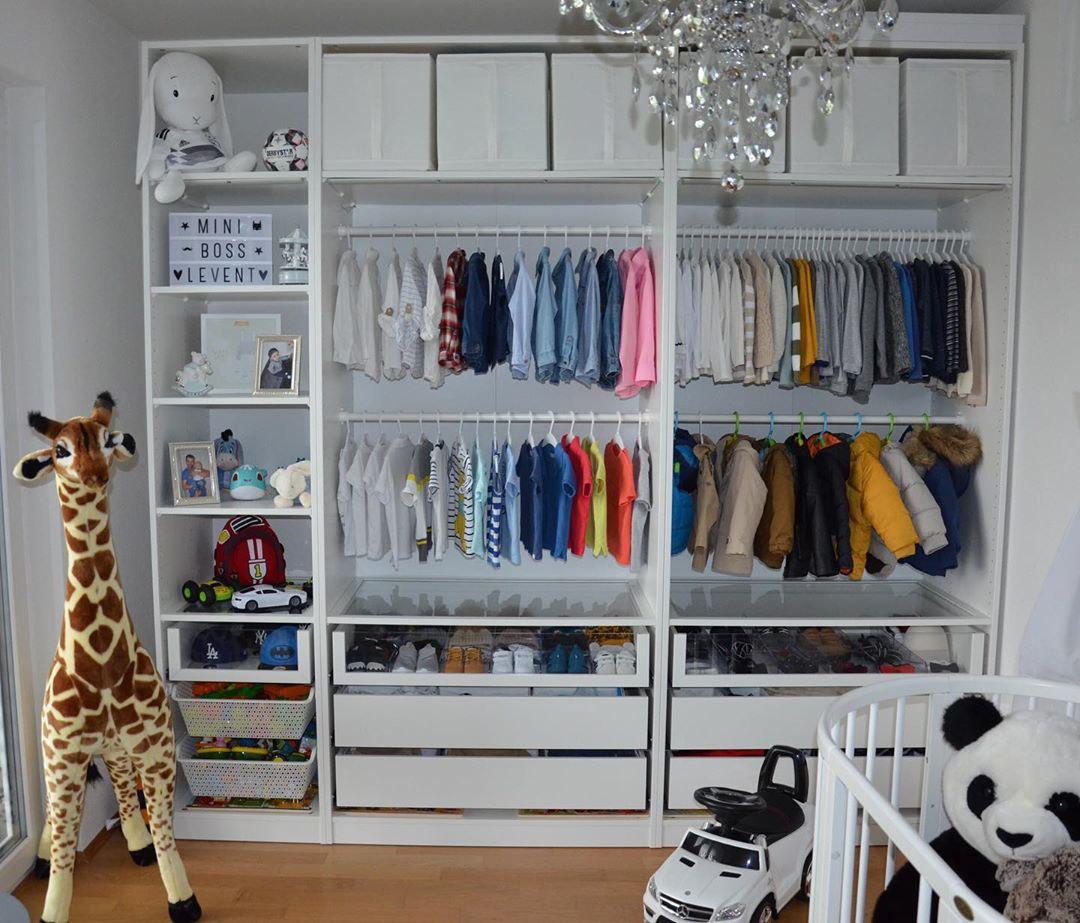 Smart Storage Children's Wardrobe