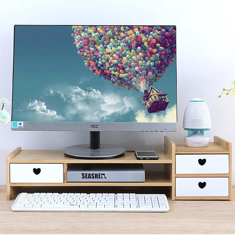 Smart Storage Monitor Stand