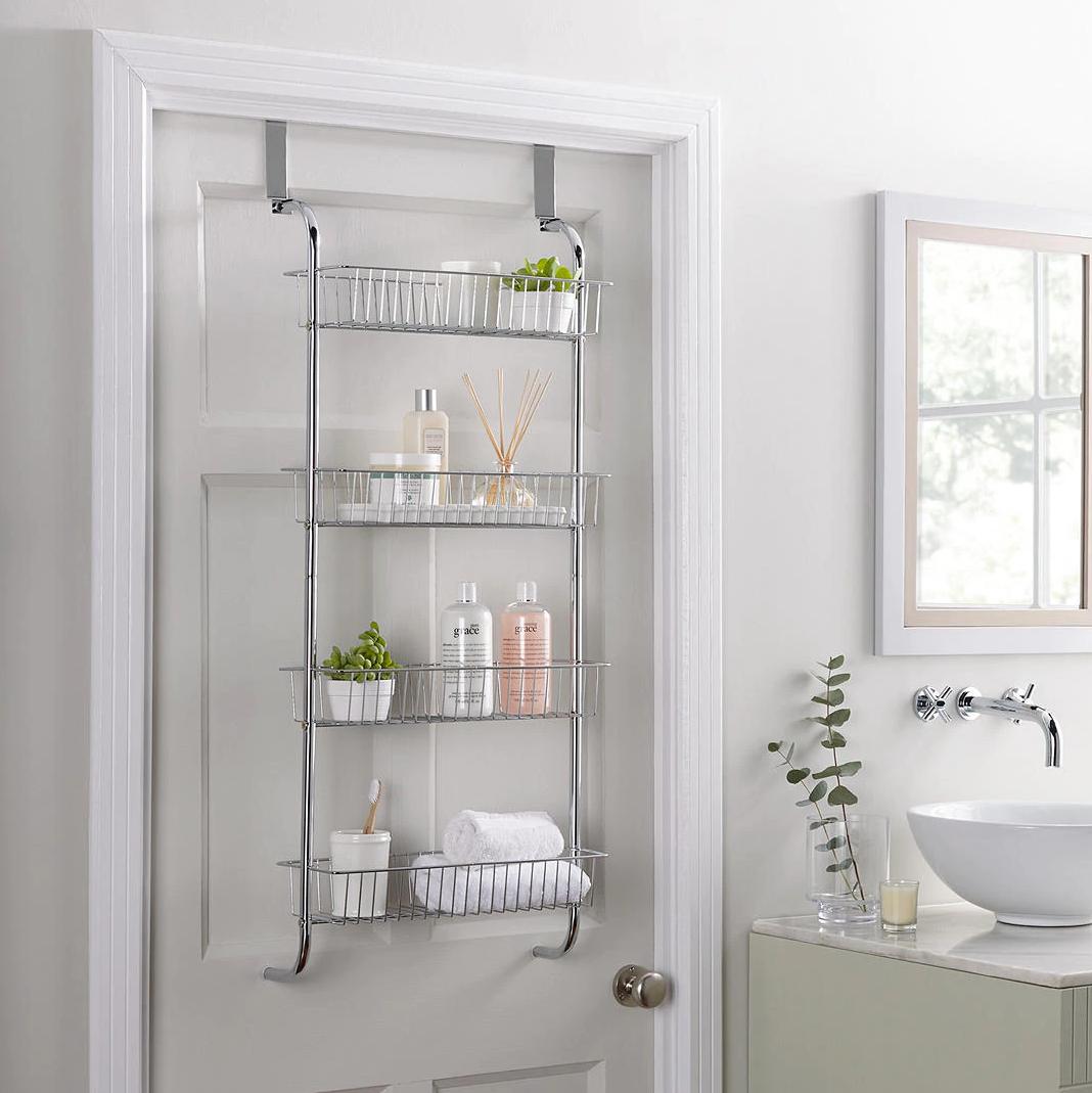 Smart Storage over the door shelf