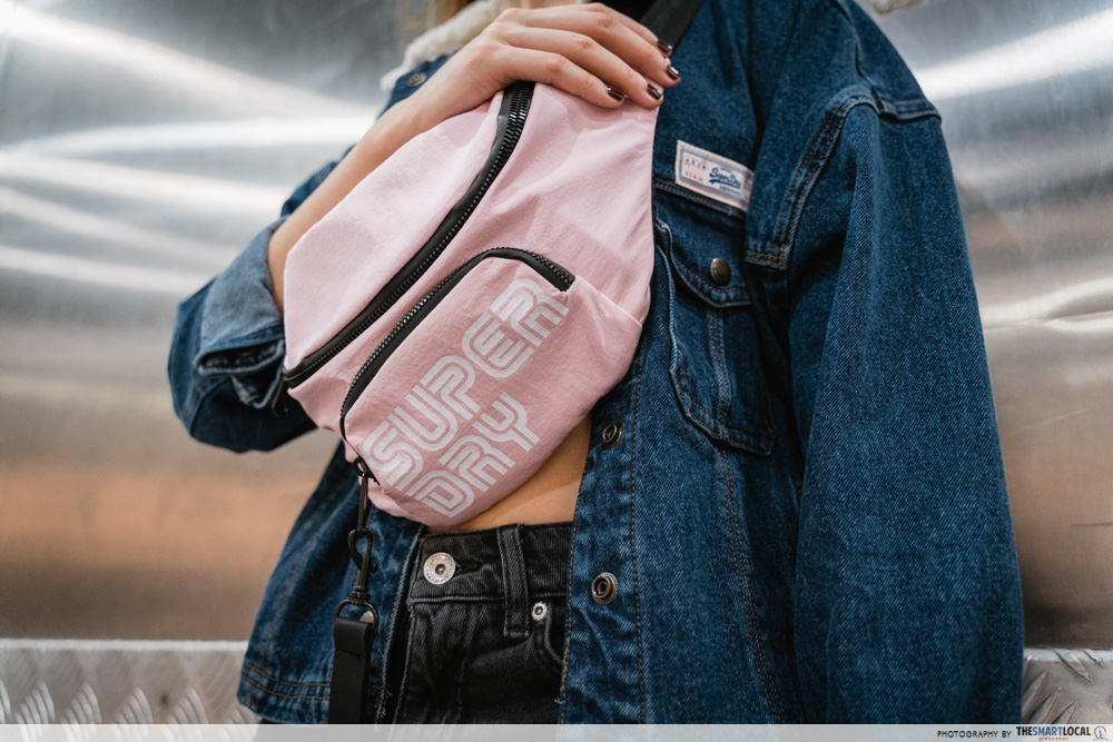 Superdry's New Collection Has Easy-To-Wear Pieces That Prove There's More Than Their Popular T-Shirts bum bag