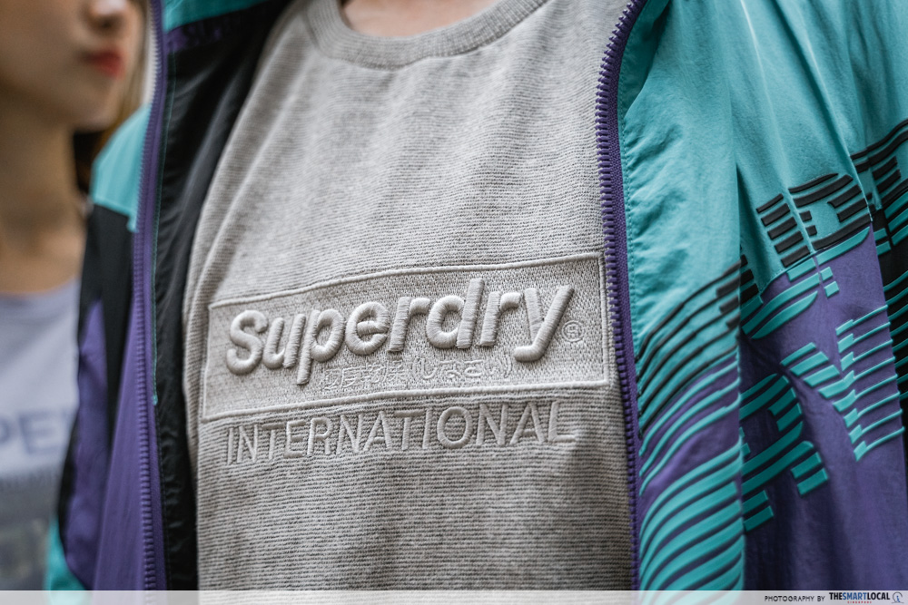 Superdry's New Collection Has Easy-To-Wear Pieces That Prove There's More Than Their Popular T-Shirts tshirt
