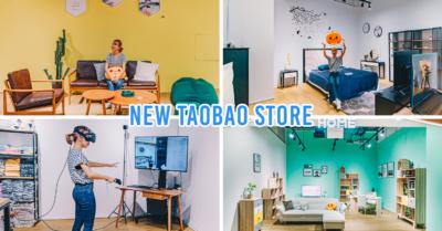new taobao store