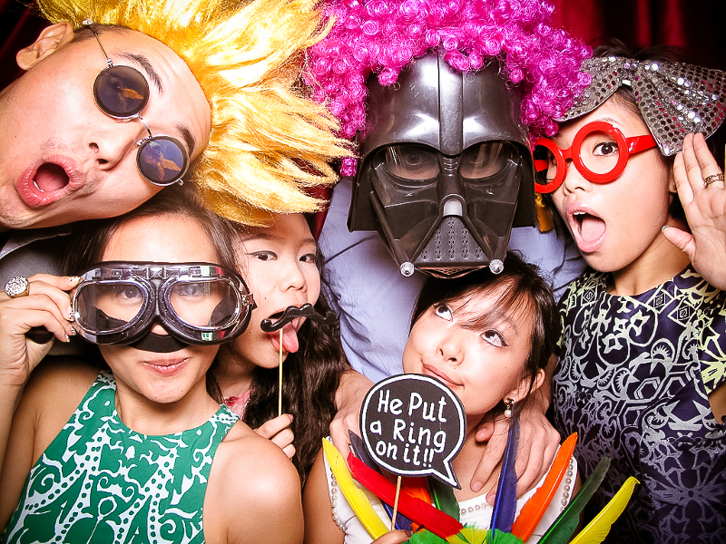 wedding photobooth - babooth