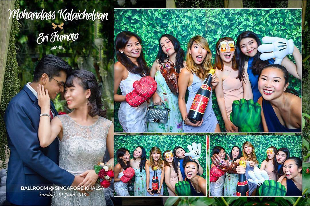 wedding photobooth - 22 moments