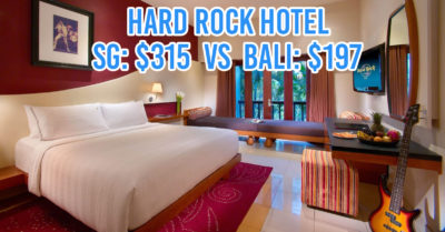 bali luxury hotels - hard rock hotel bali cover image