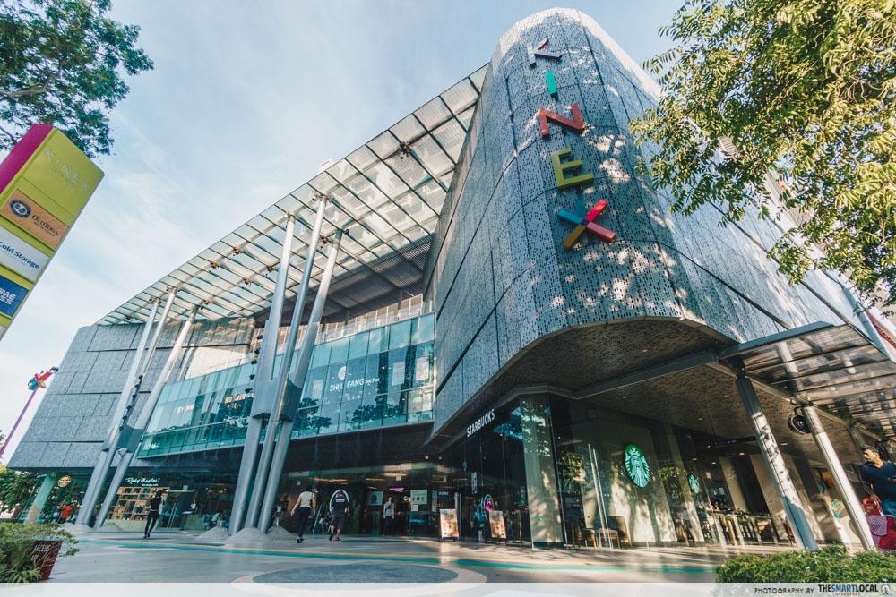 kinex mall building