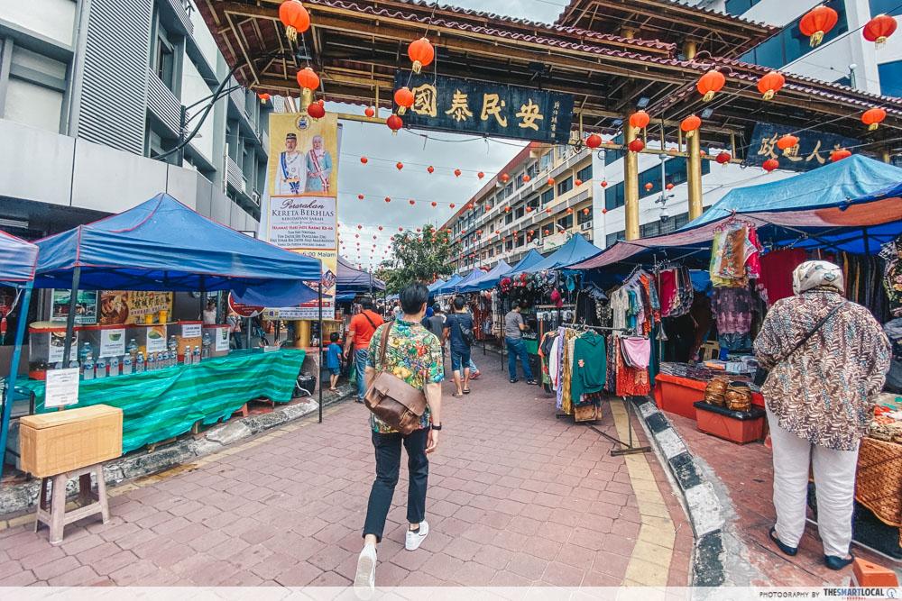 AirAsia - Gaya Street Sunday Market