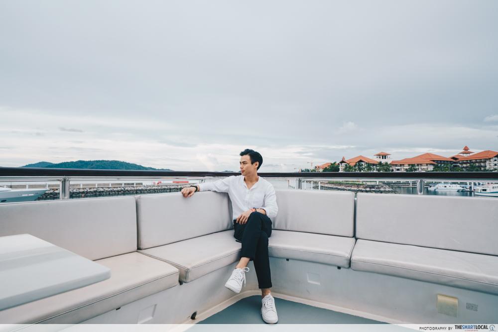 AirAsia - sunset cruise