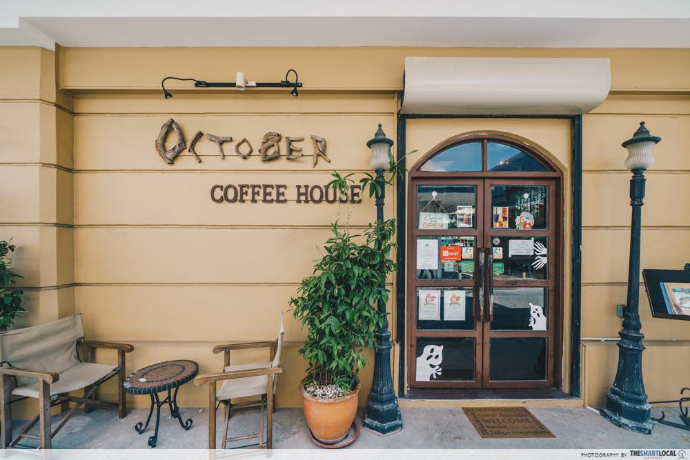 AirAsia - October Coffee House