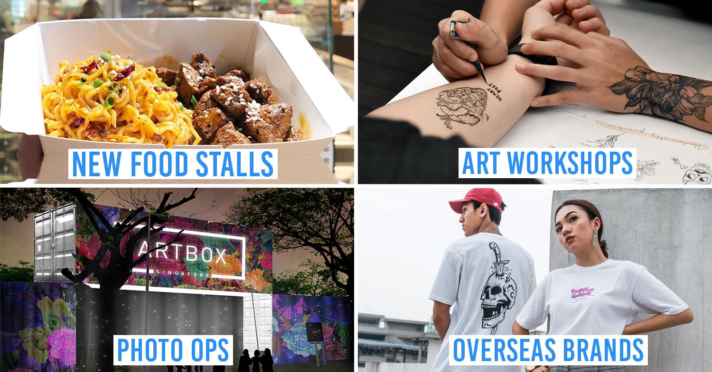 Artbox 2019 Singapore Kranji Guide TheSmartLocal