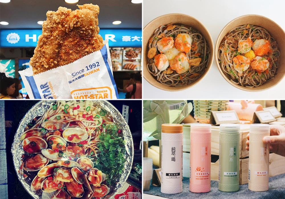 Artbox 2019 Singapore Kranji Food Booths