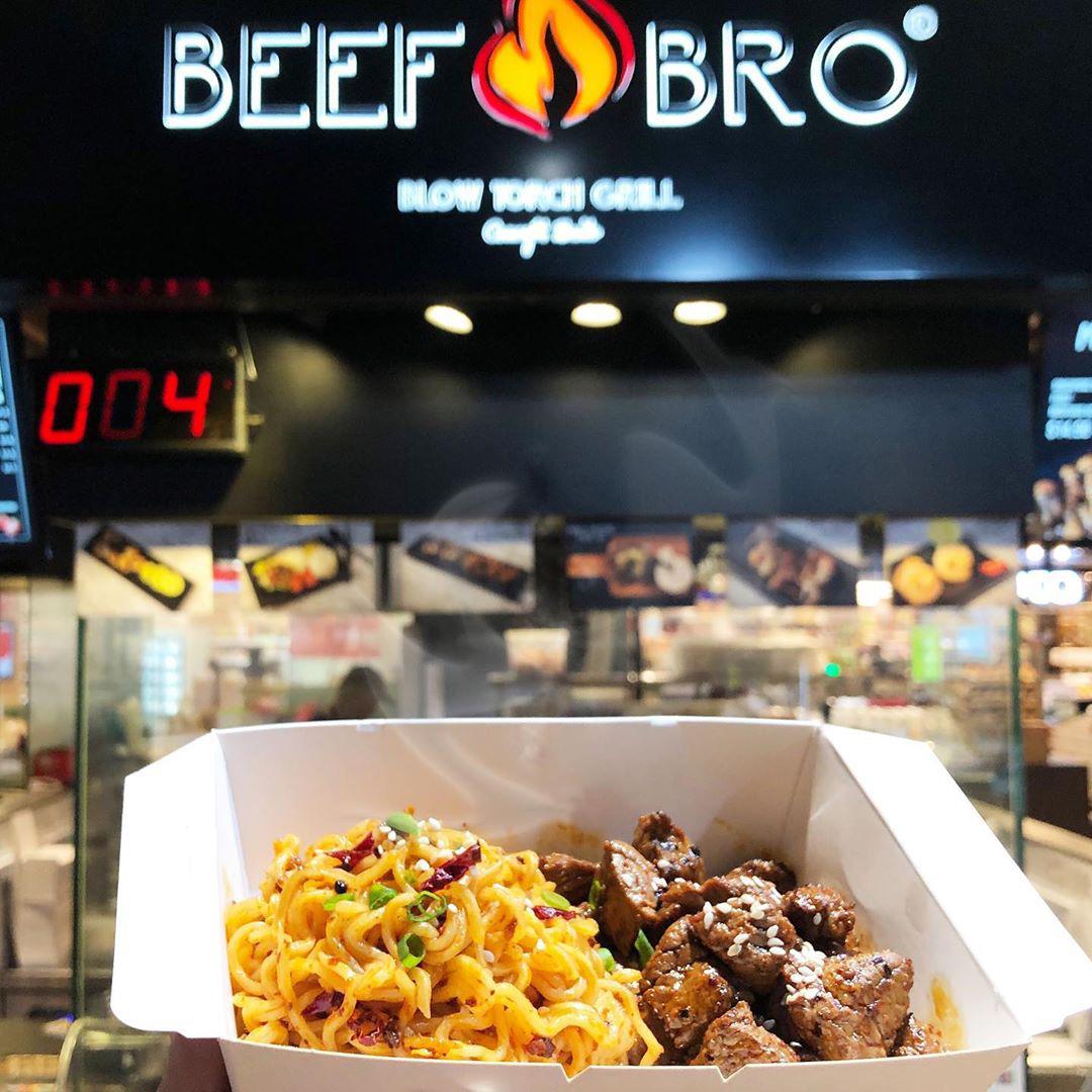 Artbox 2019 Singapore Kranji Beef Cubes