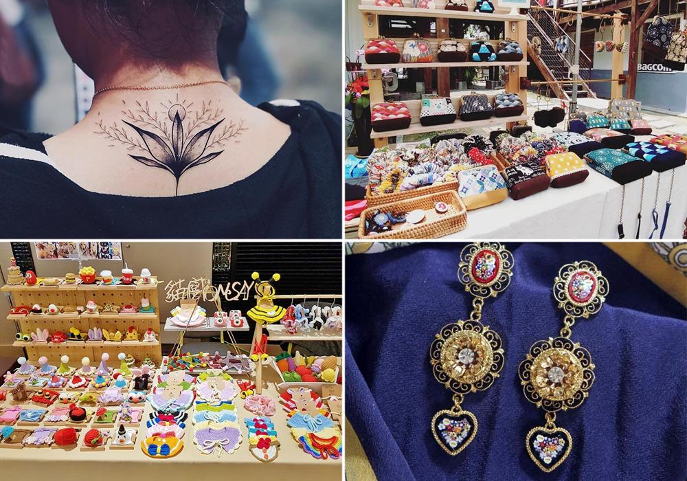 Artbox 2019 Singapore Kranji Shop Booths