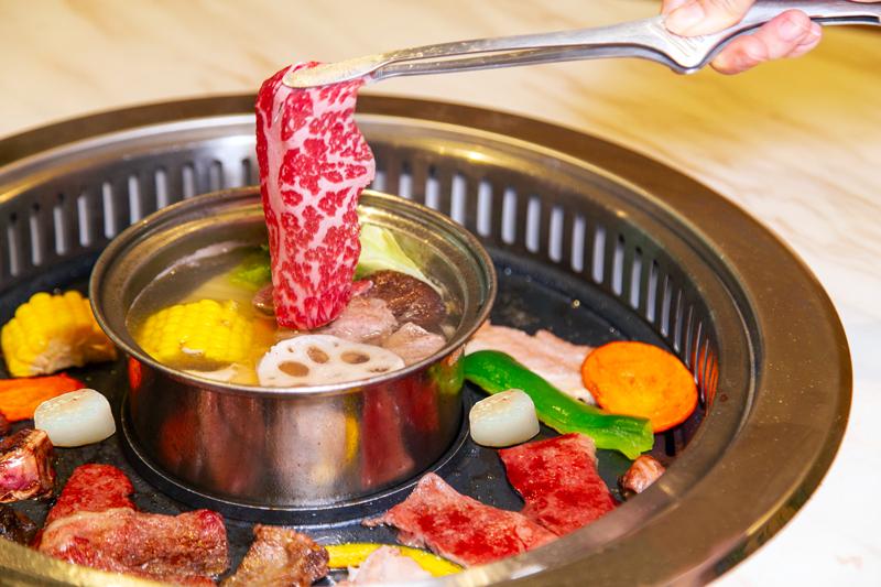 Chope BBQ Buffet Tenkaichi Japanese Restaurant
