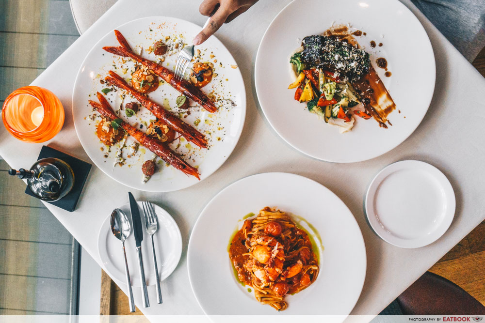 zafferano italian restaurant
