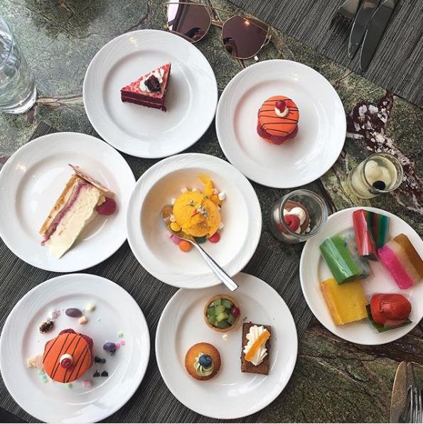 seasonal tastes dessert