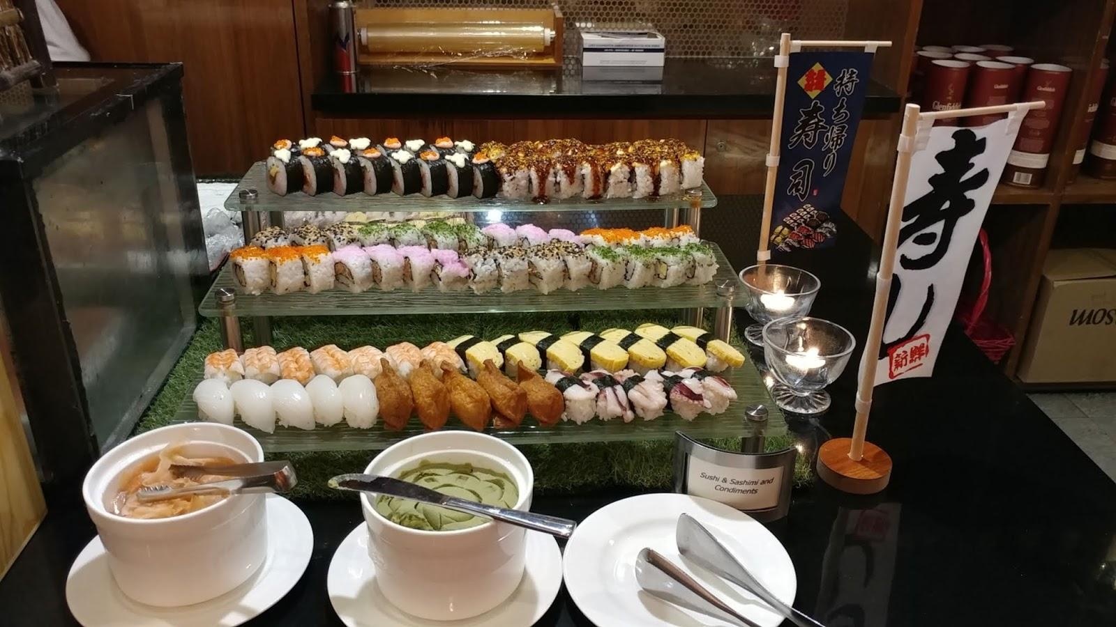 element restaurant sushi