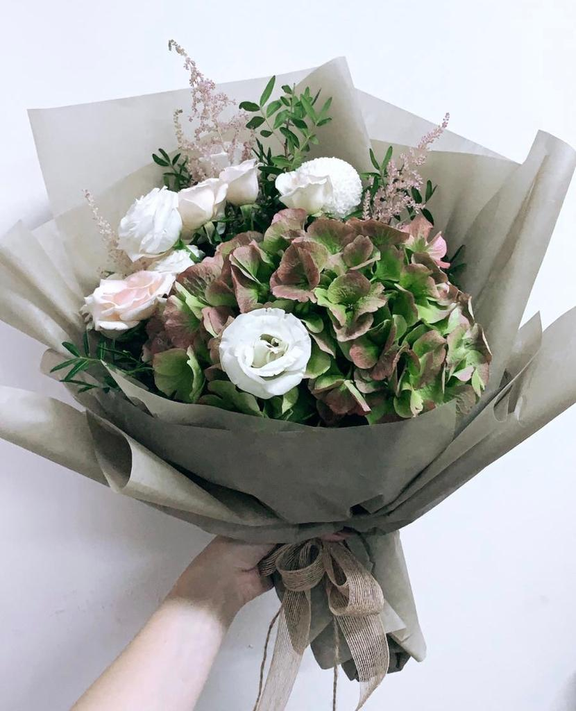 Farm Florist Free Bouquet Delivery Singapore