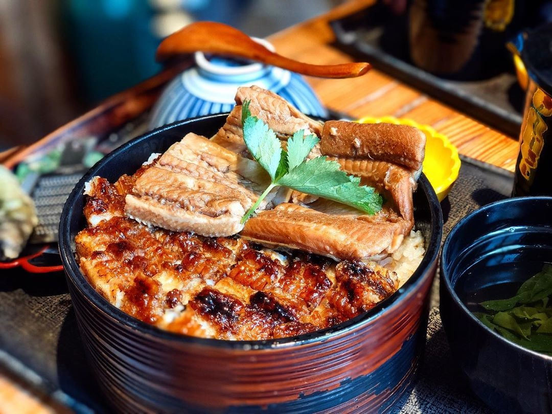 Guinness Great Grill Out 2019 Man Man Japanese Unagi Restaurant