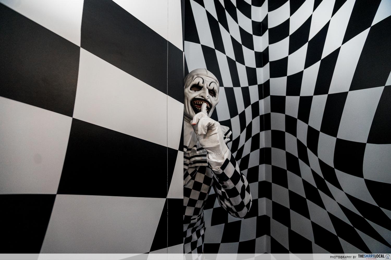 Halloween Horror Nights Universal Studios Singapore