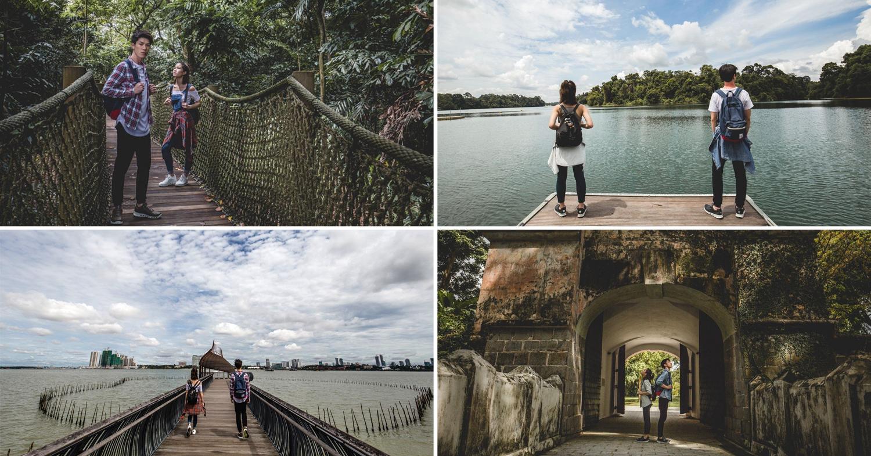 Nature Trails Singapore