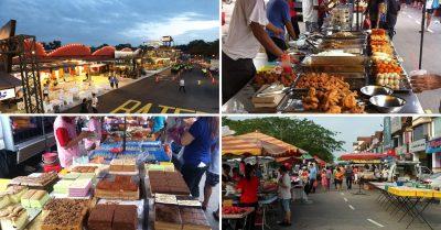 Night Markets in JB Malaysia